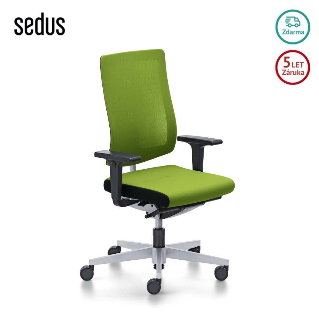 Sedus Black Dot Net - Barva Light Green