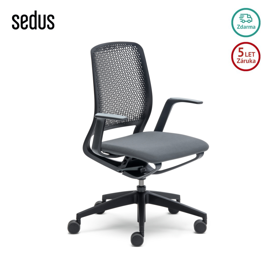 Sedus Se:motion (Atlantic) - Barva Light Grey